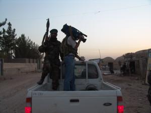 Schwetje in Afghanistan