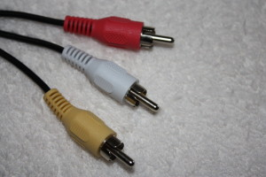 Camera cable: RCA Cables